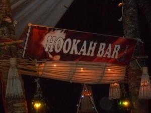 Hookah Bar?